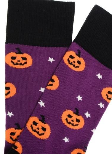Pixter&Bro Soket Çorap Mor